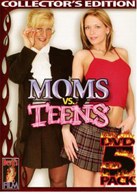 MOMS VS TEENS (5 DISC SET)