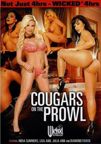COUGARS ON THE PROWL