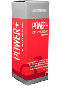 POWER + DELAY CREME 2OZ