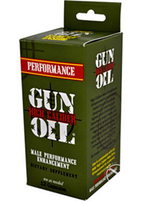GUN OIL PERFORMANCE ENHANCEMENT 12 COUNT