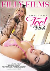 SASHA HEARTS FOOT FETISH