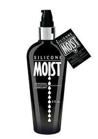 MOIST SILICONE PERSONAL LUBE 4 OZ